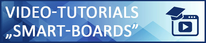 "Video-Tutorials ""SMART-Boards"""