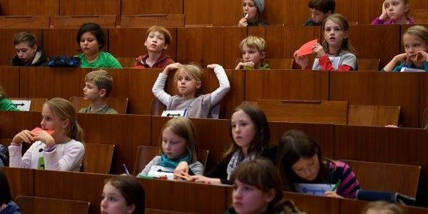 KiK-Kinder informieren Kinder