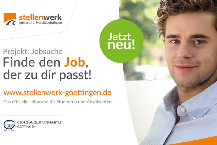 Jobs und Werbung