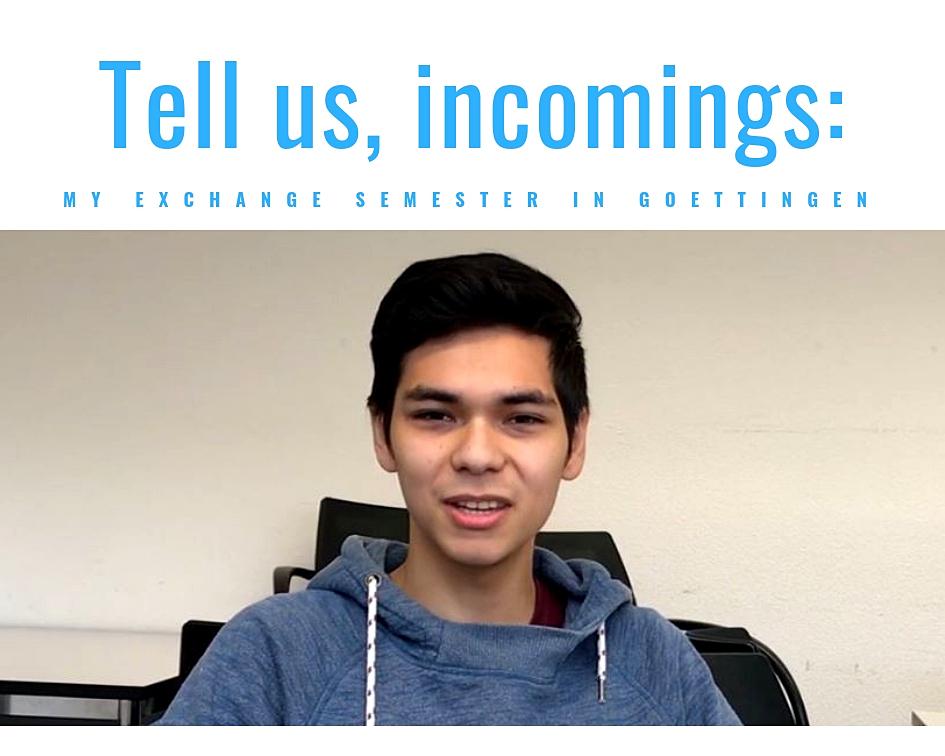 Video mit Austauschstudierendem aus Chile