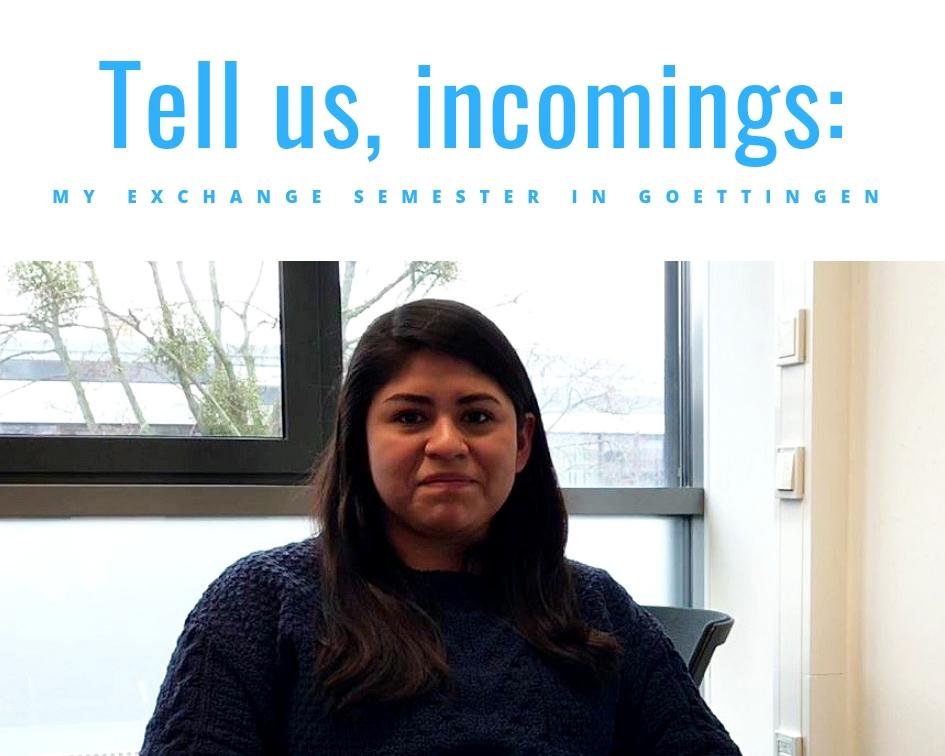 Video mit Austauschstudierender aus Mexiko