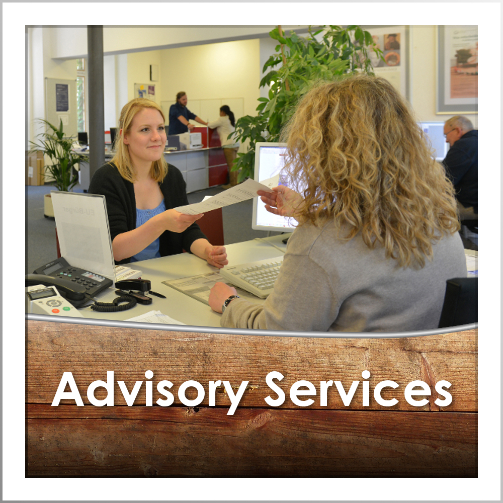Link for Advisory Services