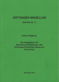Göttinger Miszellen - Supplements 11