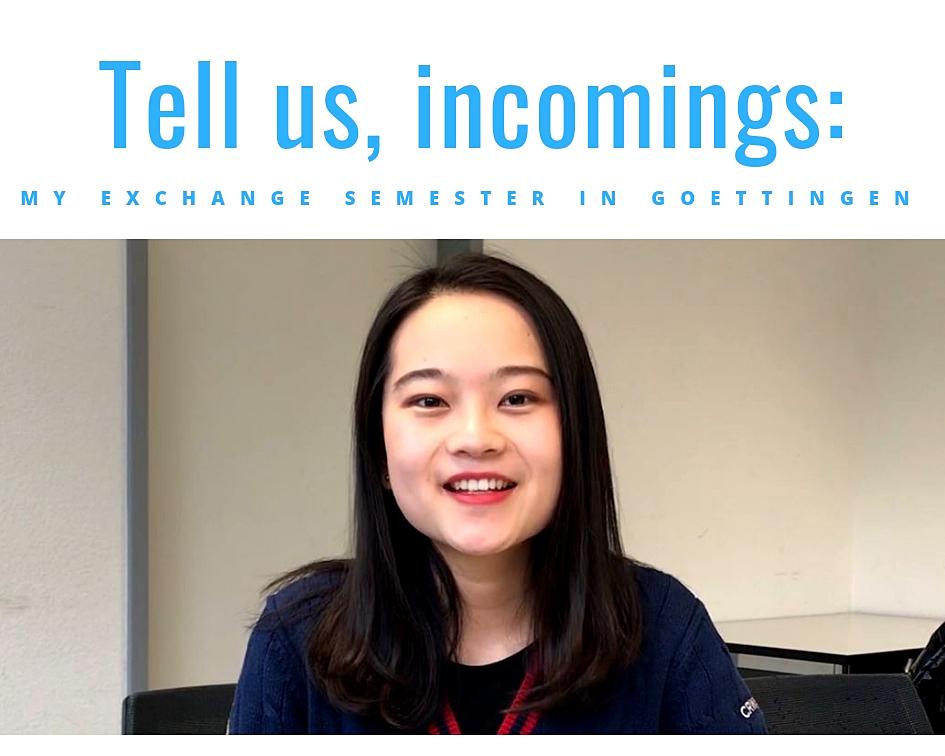 Video mit Austauschstudierender aus Shanghai