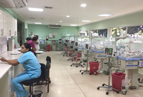 Hospital Premature Unit