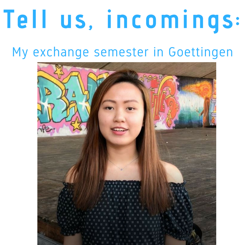 Video mit Austauschstudierender aus Singapur