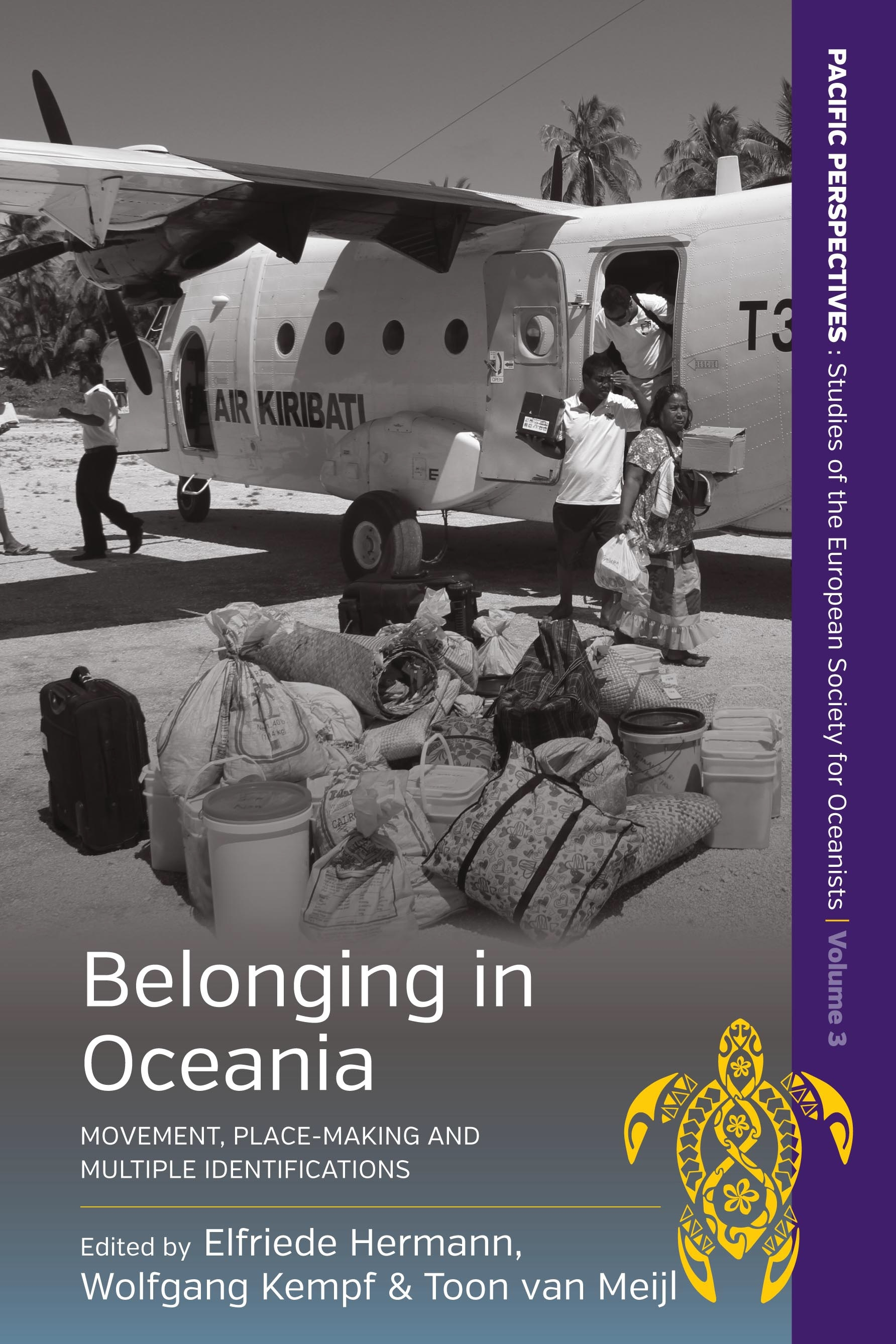 Belonging in Oceania Cover