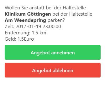 Wie Funktioniert Die Goegreen App Georg August Universität Göttingen