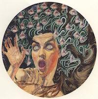 Der Schrecken der Medusa:<br />