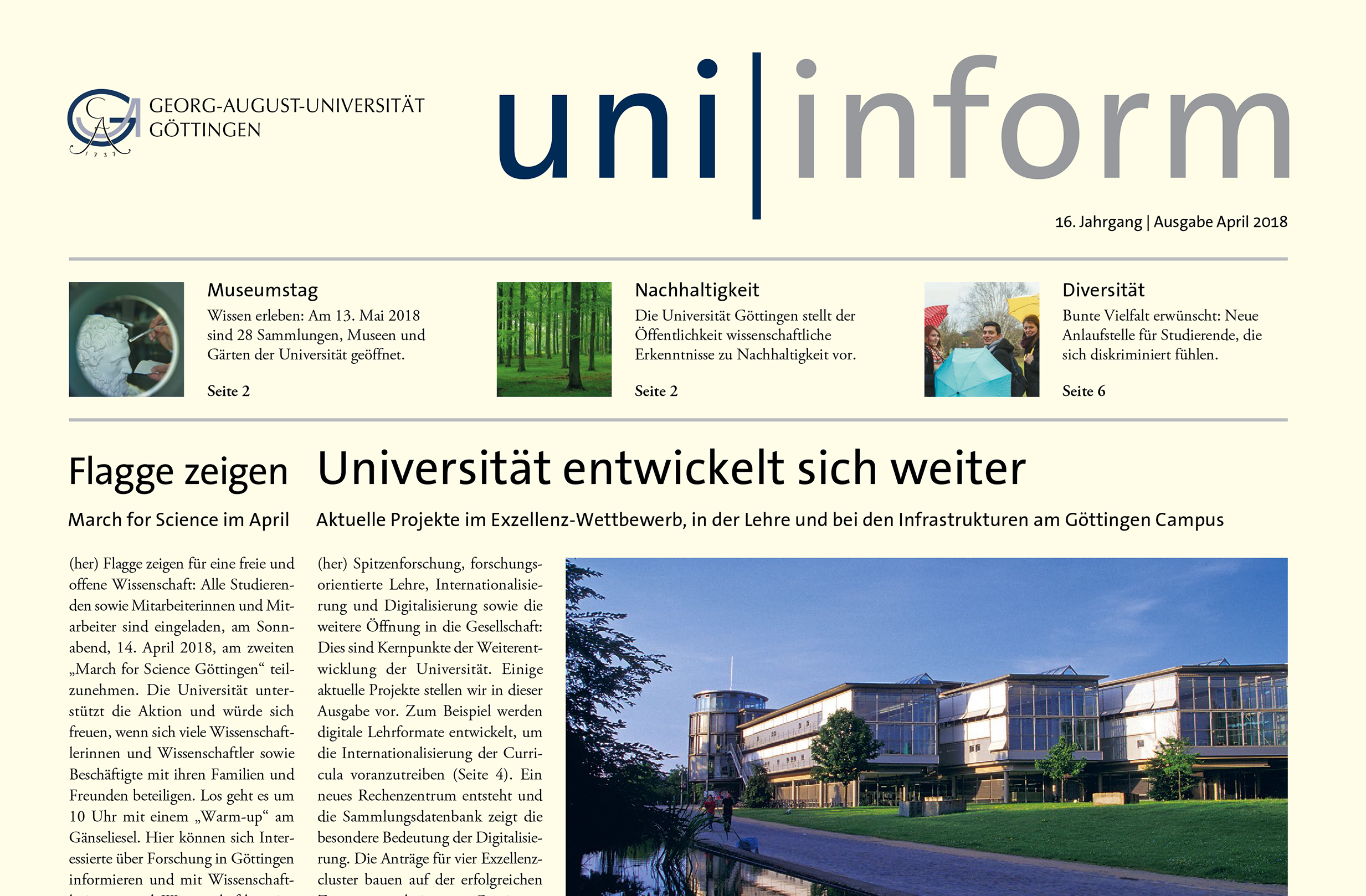 uniinform April 2018
