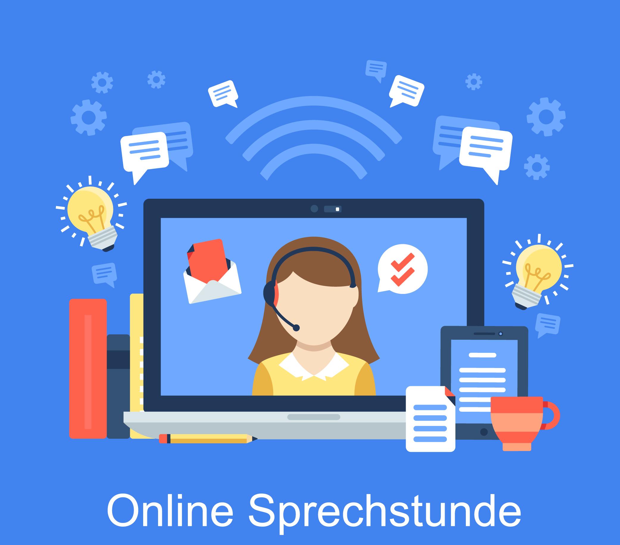 Online Sprechstunde