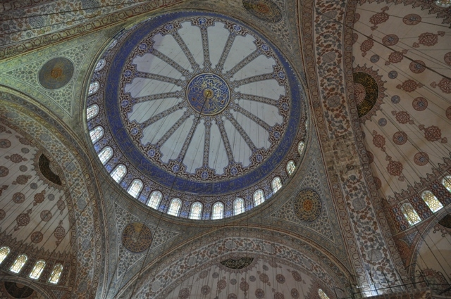 Istanbul 15 Sultan-Ahmed-Moschee