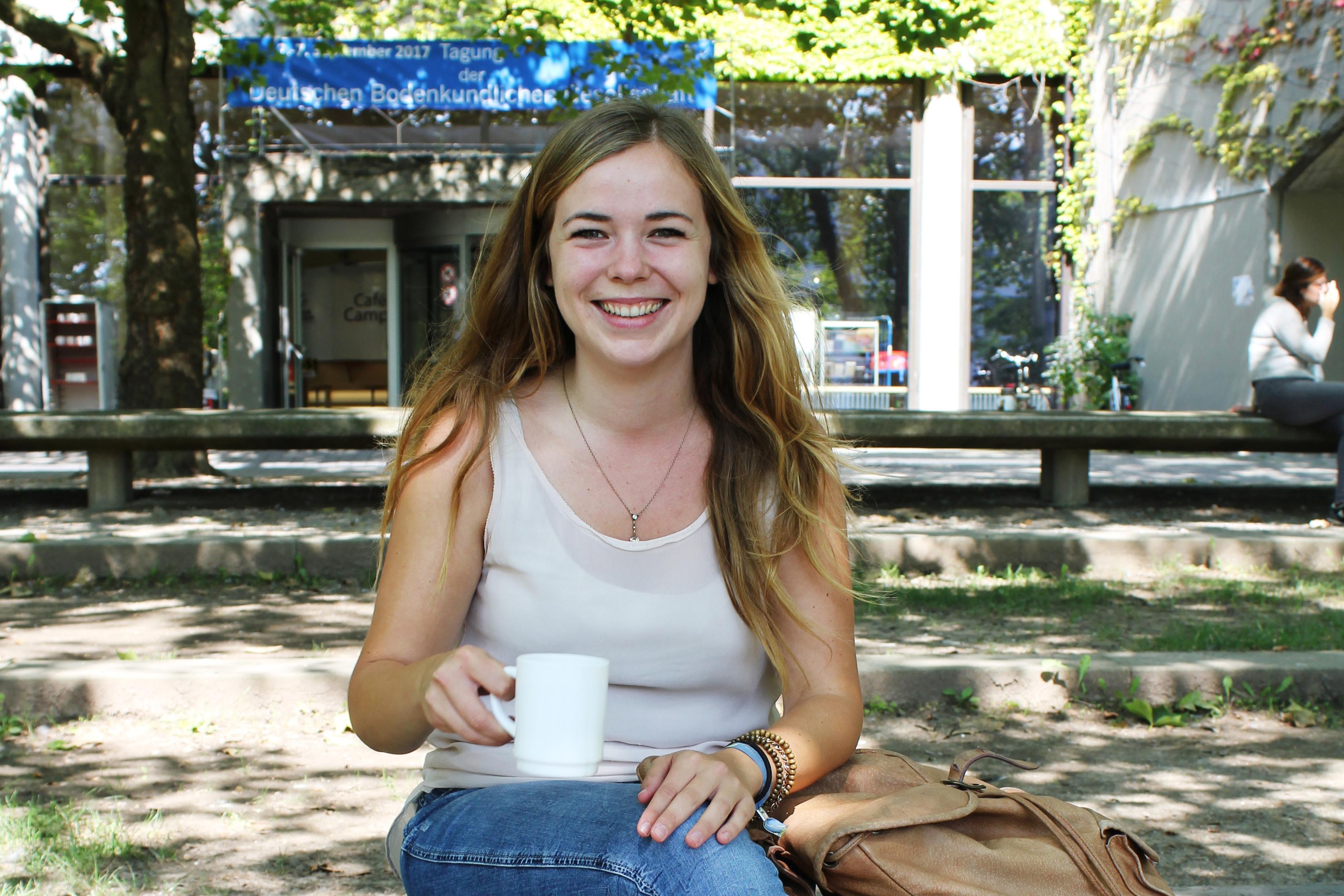 Studienbotschafterinnen im portrait georg august for Psychologie nc werte