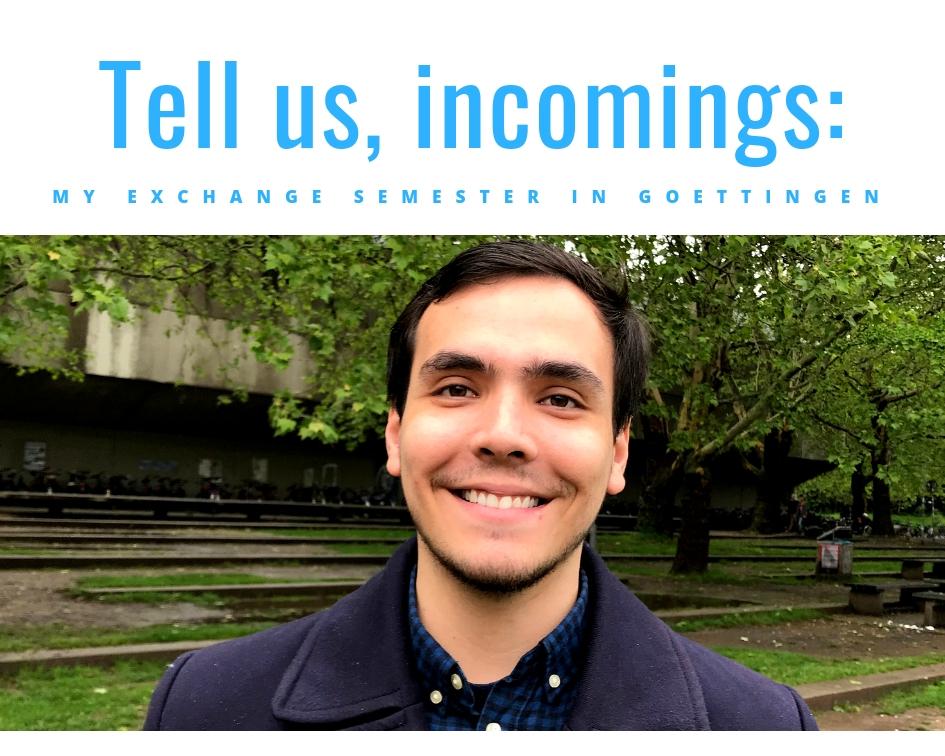 Video mit Austauschstudierendem aus Brasilien