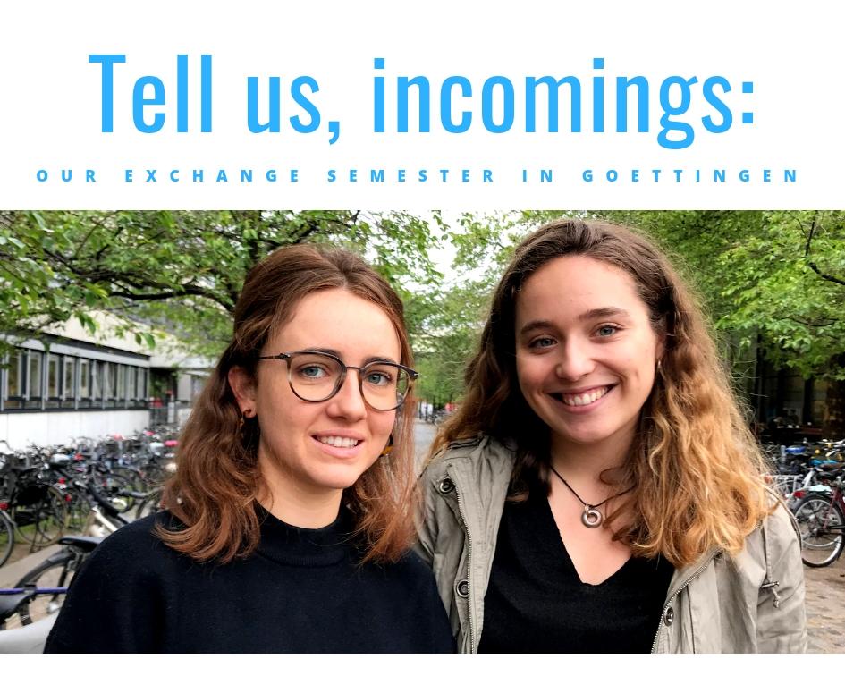 Video mit Austauschstudierenden aus Spanien