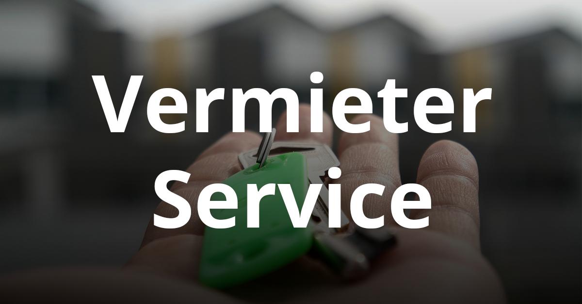 Vermieter Service