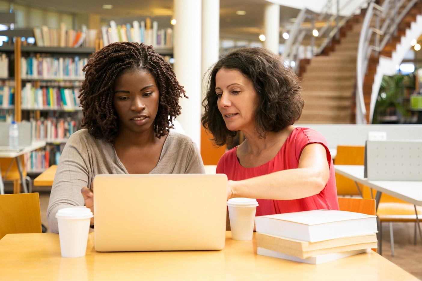 Virtuelles Lernen - Informationen und Support