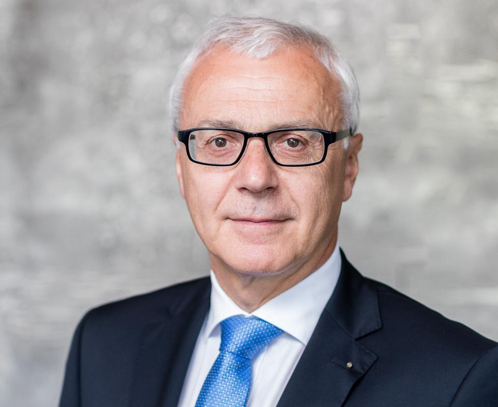 Porträtbild Heinz-Gerhard Wente