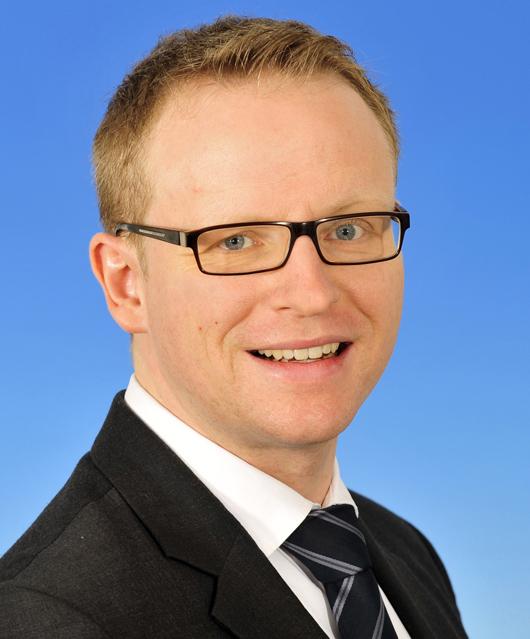 Porträtbild Björn Hinderlich