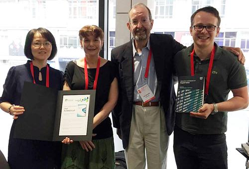 Best Paper Award Sebastian Störmer