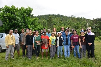 Excursion Forest Papua