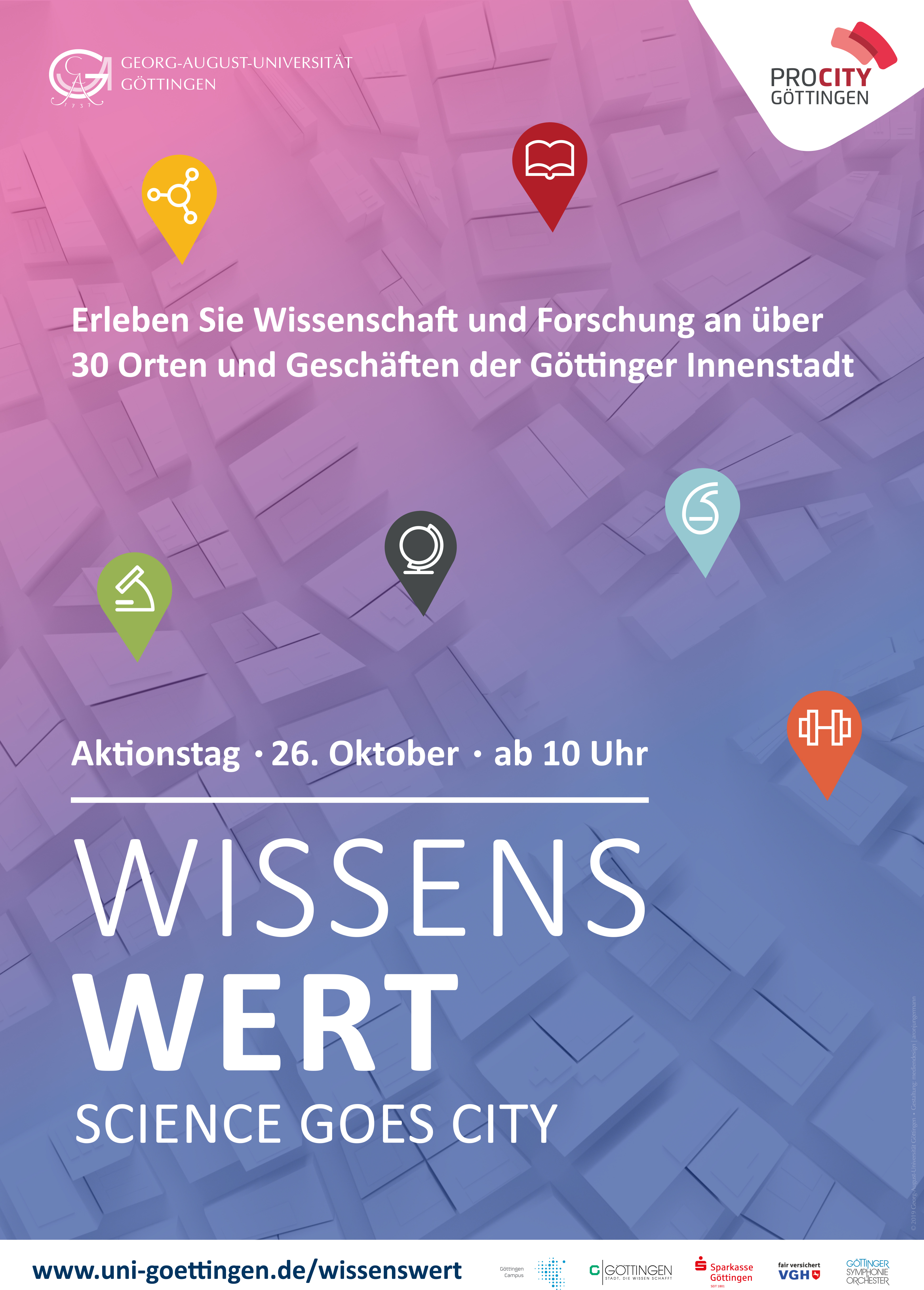 Wissenswert-Science goes City
