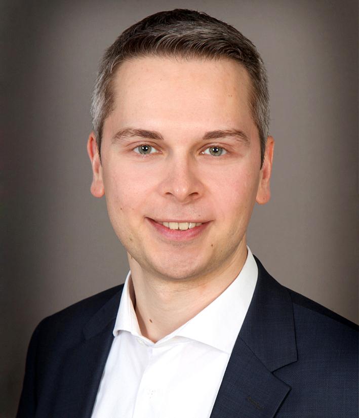 Porträtaufnahme von Andreas Behrens