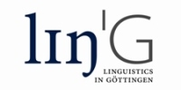 Linguistics in Goettingen Logo