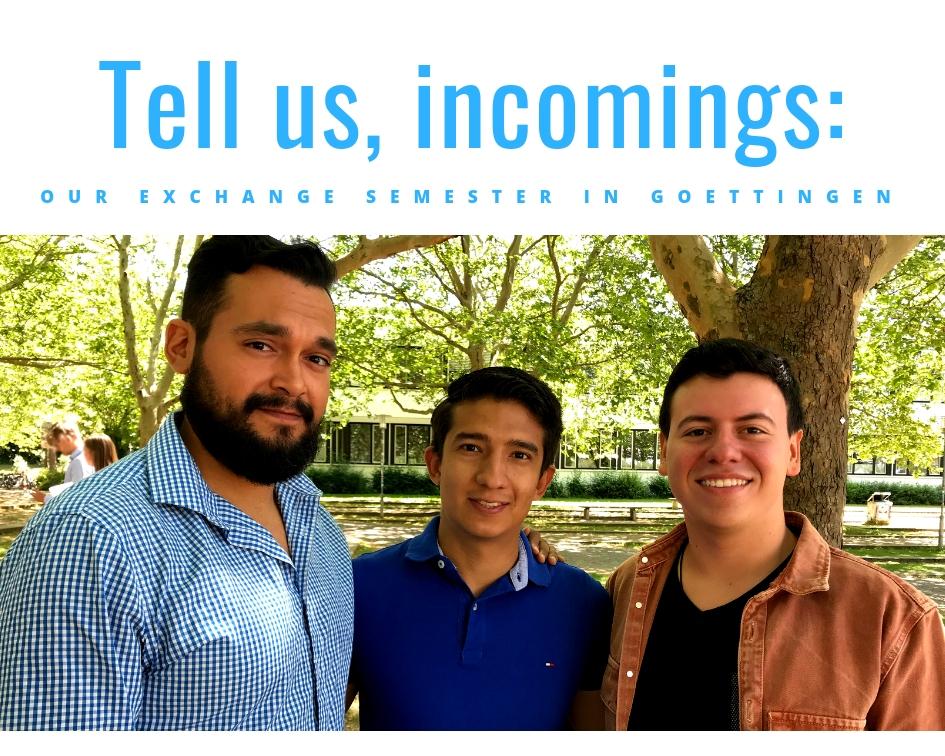Video mit Austauschstudierenden aus Mexiko