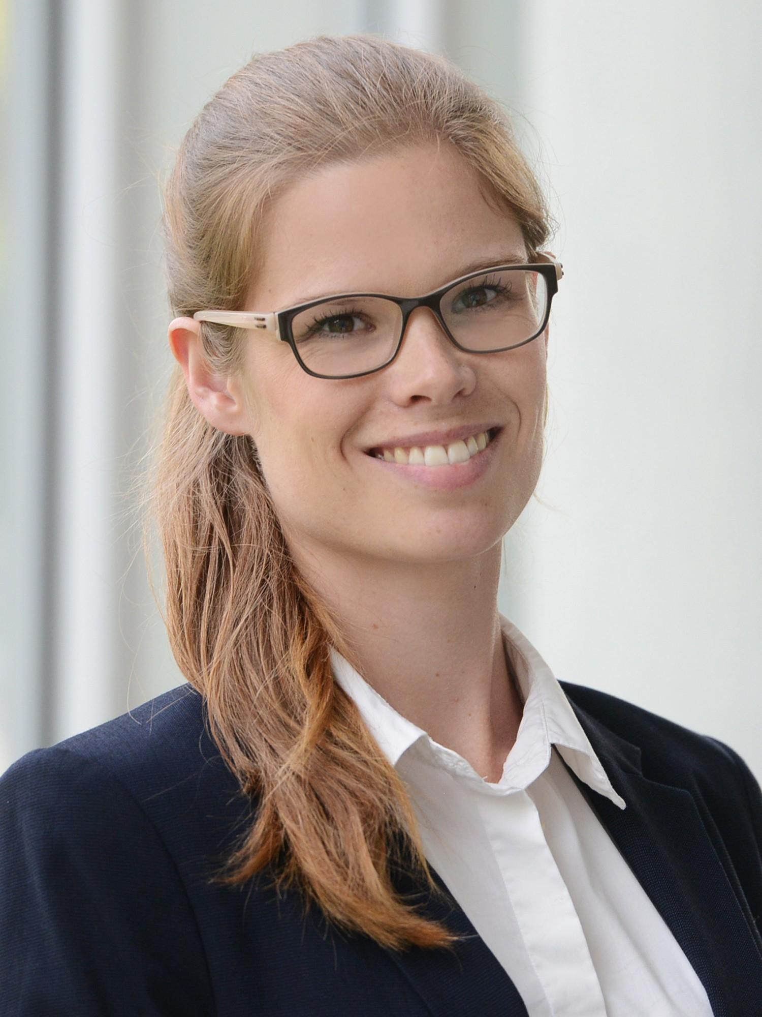 Porträtaufnahme von Isabelle Möller