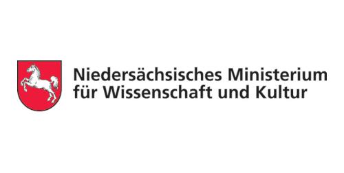 Niedersächsisches Ministerium für Wissenschaft und Kultur Logo