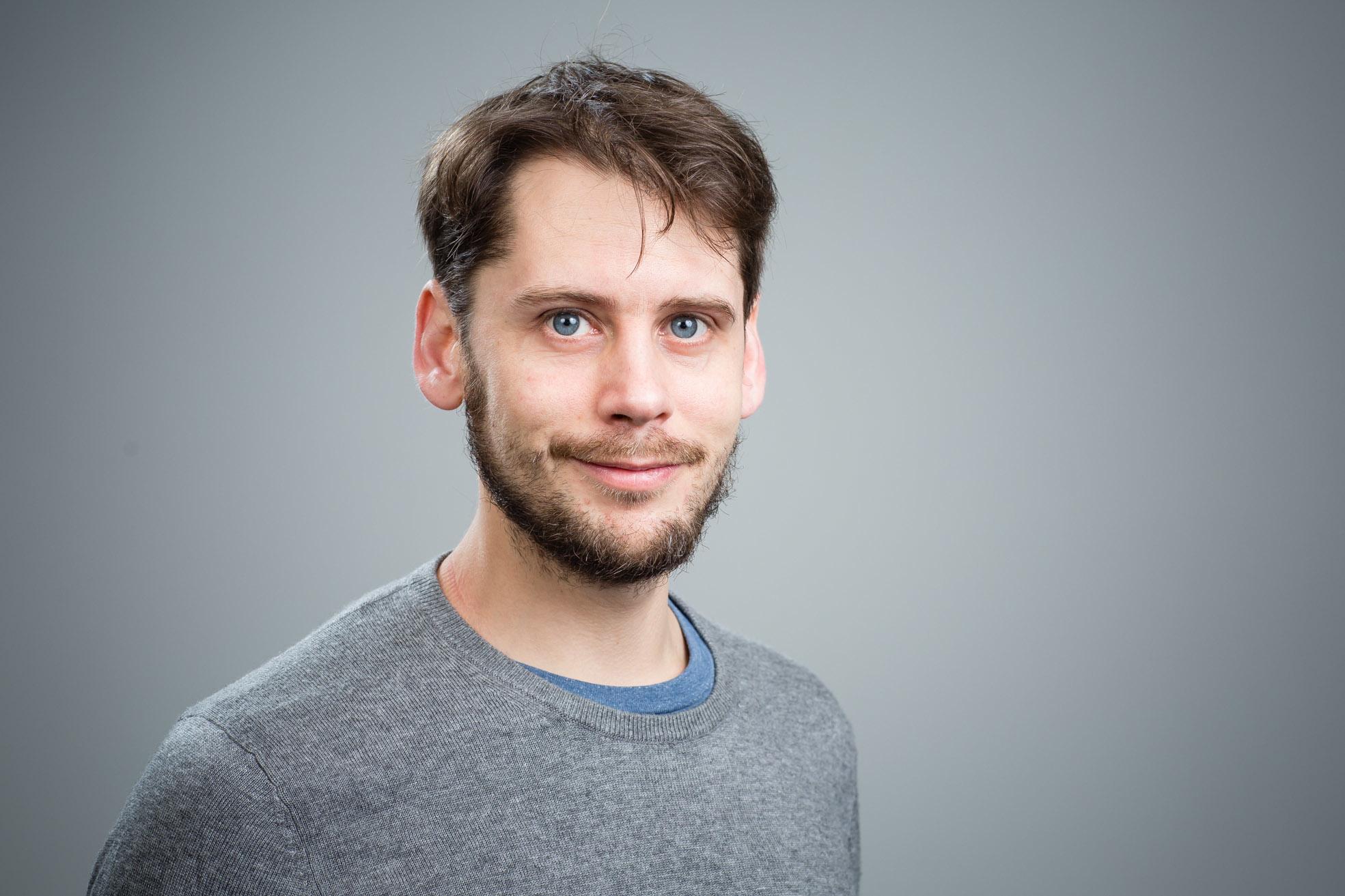 Porträtaufnahme von Joachim Berchtold