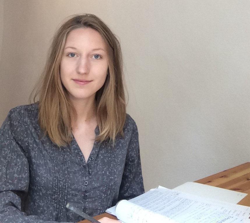 Studienbotschafterinnen im portrait georg august for Psychologie lehramt nc