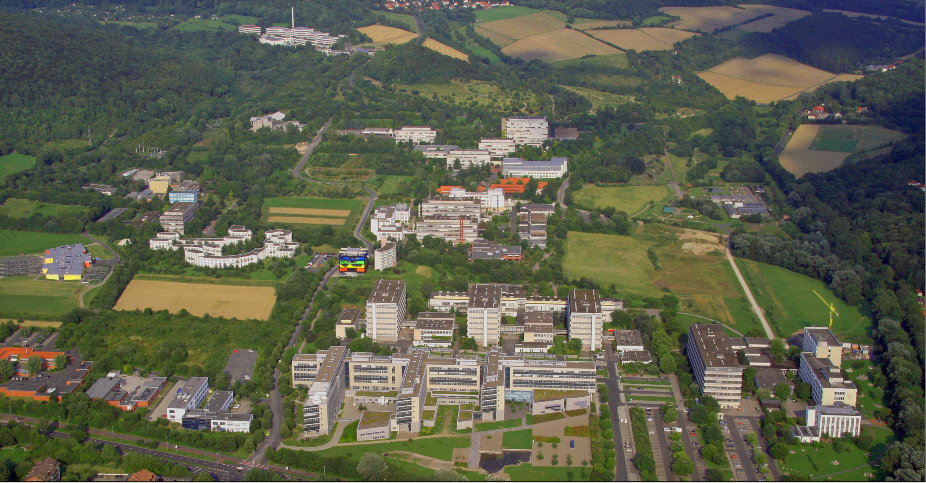 Nordcampus Uni Goettingen