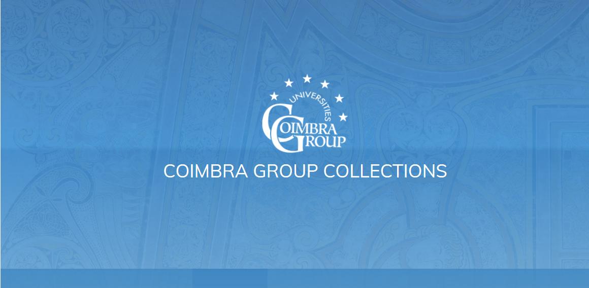 Coimbra Group Collections exhibition