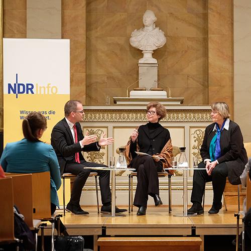 Konferenzreihe Wissenschaft für Frieden und Nachhaltigkeit