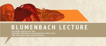 Blumenbach Lecture Series