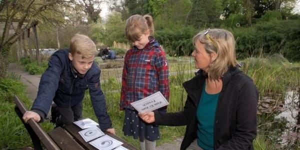 Veranstaltungen für Kinder im Experimentellen Botanischen Garten