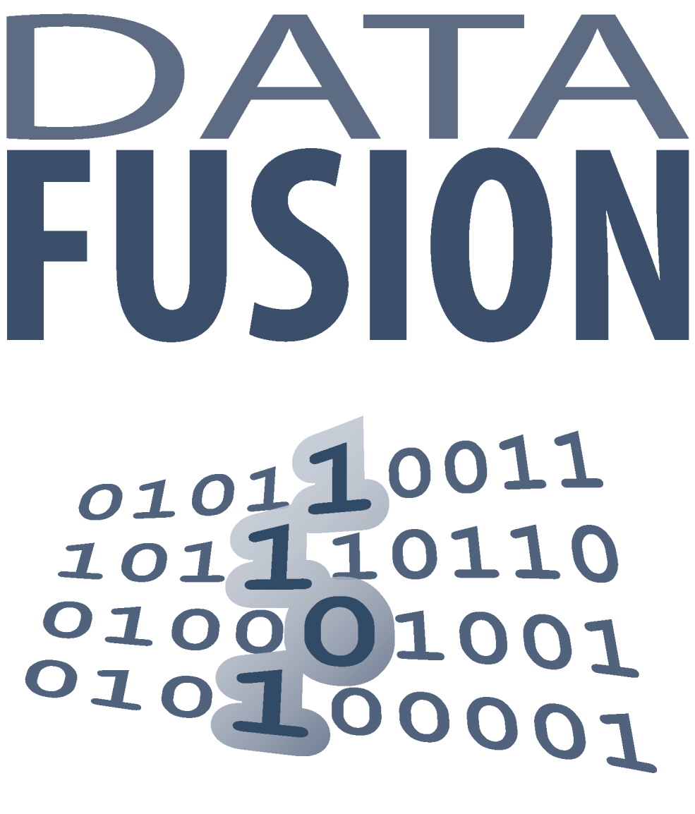 Data Fusion Logo Blue BG