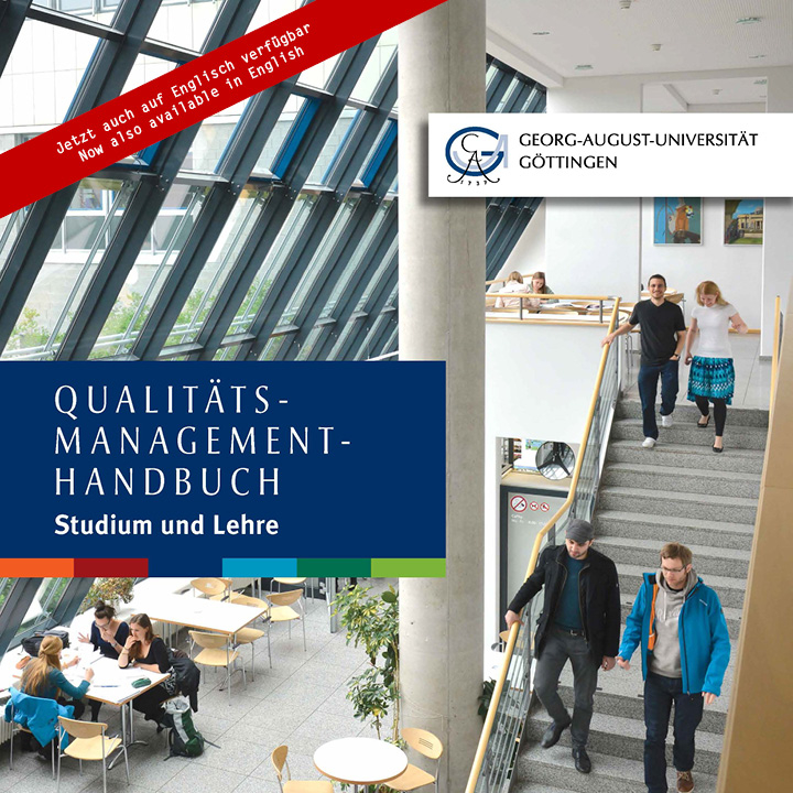 Handbuch qualit tsmanagement studium und lehre georg for Management studium nc