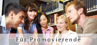 Für Promovierende