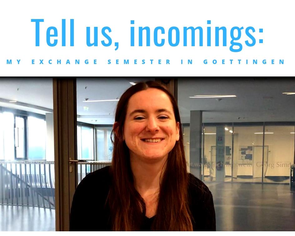 Video mit Austauschstudierender aus den USA