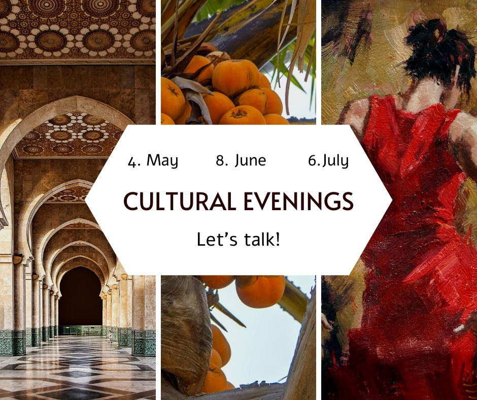 Let's Talk (Cultural Evening) SoSe 2020
