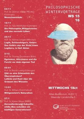 Philosophische Wintervorträge II