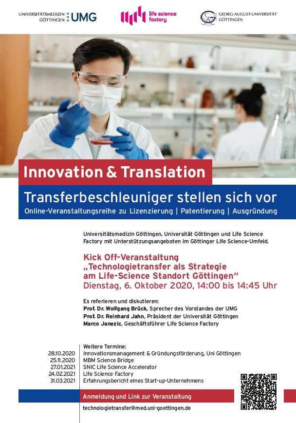 Innovation & Translation UMG