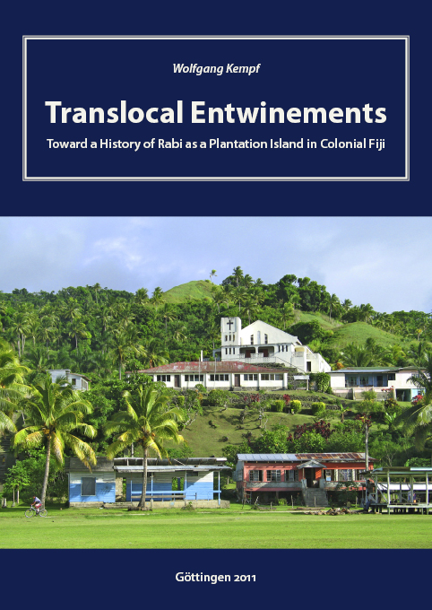 Translocal Entwinements Cover