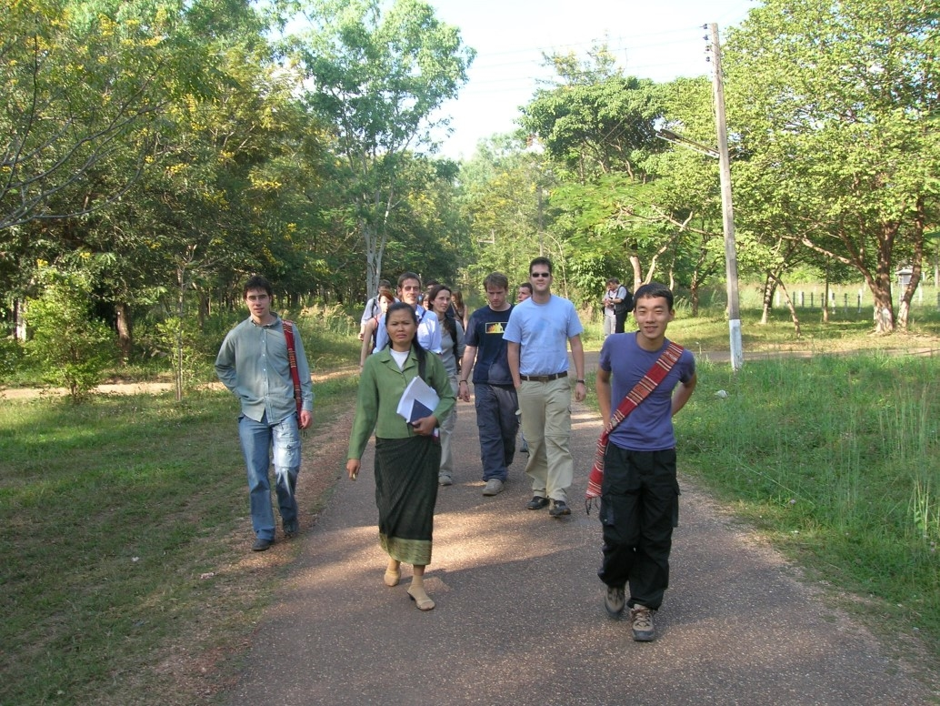 group walk
