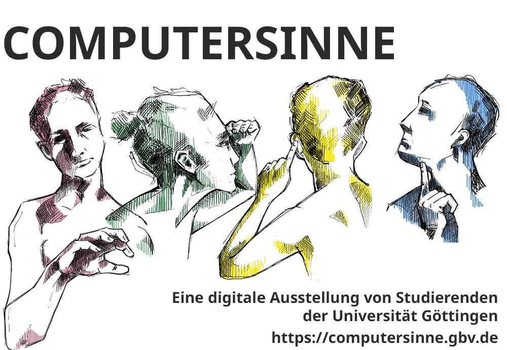 Computersinne Ausstellung