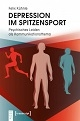 Cover Depression im Spitzensport