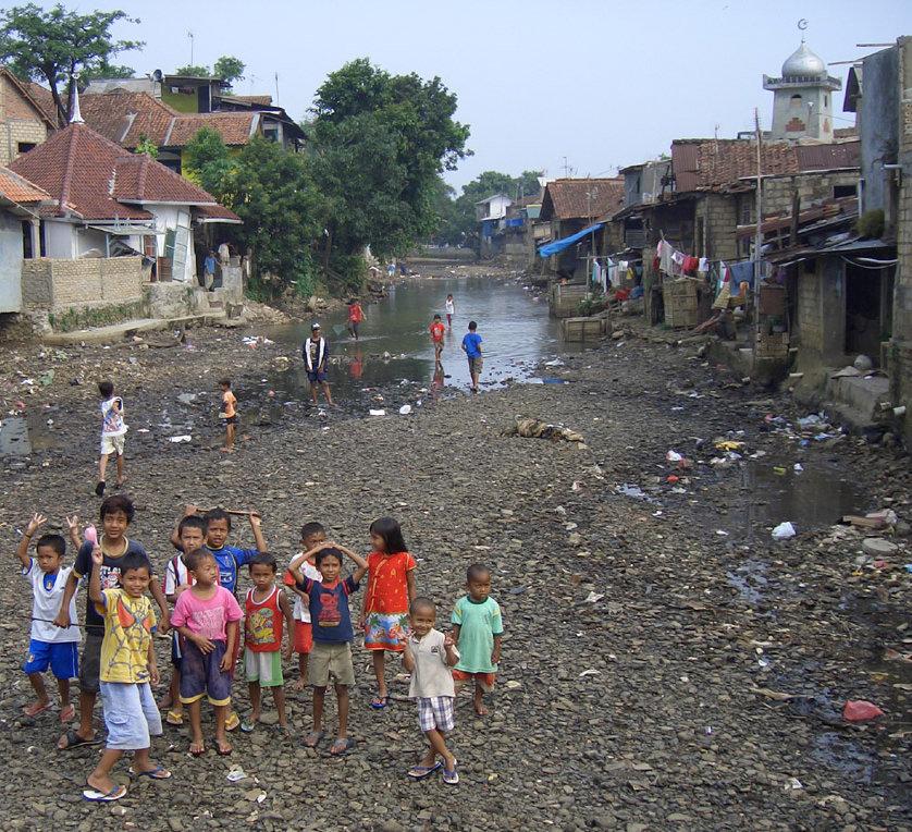 Im Bachelor Geographie werden auch Themen globaler bis lokaler Ungleichverteilung behandelt.